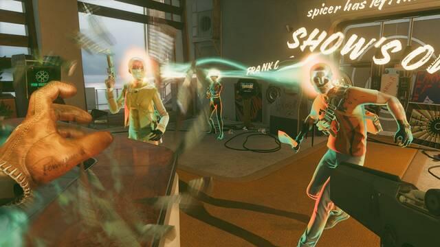 Deathloop gameplay armas poderes