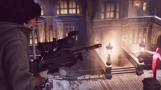 Deathloop gameplay multijugador