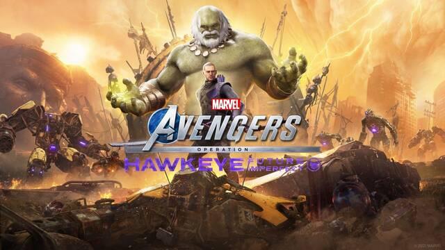 Marvel's Avengers en PS5 y XSX y la llegada de Ojo de Halcón