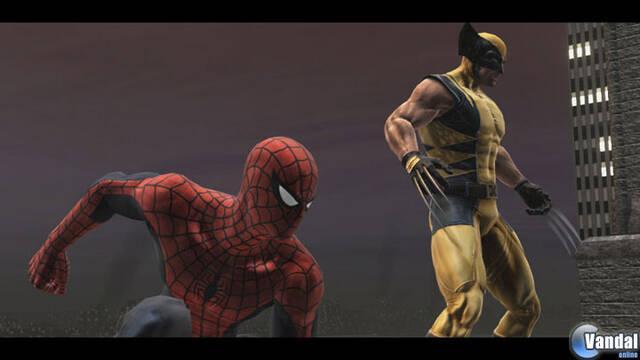 GC: Nuevas imágenes de Spider-Man: Web of Shadows