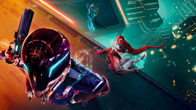 Hyper Scape battle royale gratis de Ubisoft