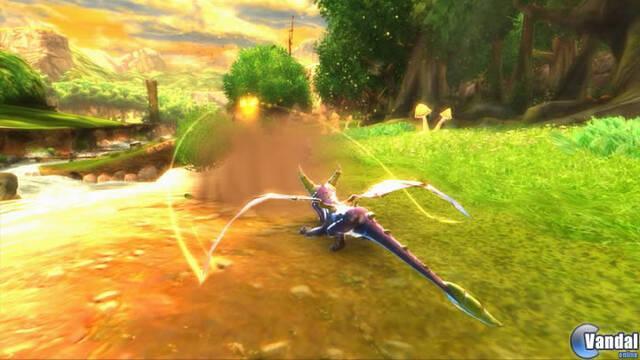 Nuevas imágenes de Legend of Spyro: Dawn of the Dragon