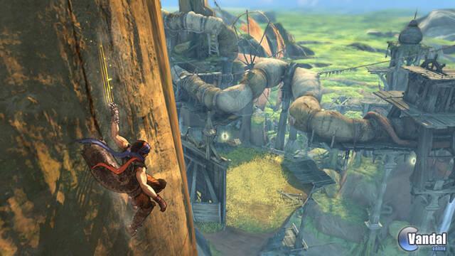 GC: Nuevas imágenes de Prince of Persia