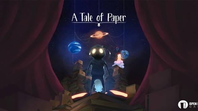 A Tale of Paper llega este octubre a PS4