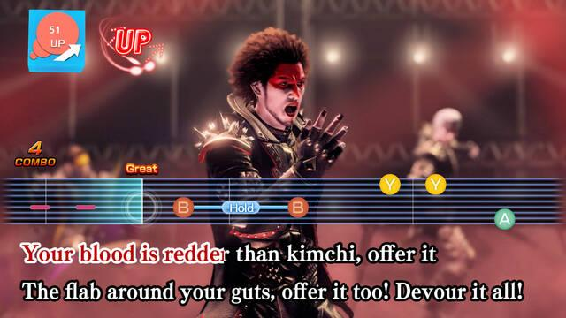 Yakuza Like a Dragon gameplay minijuegos
