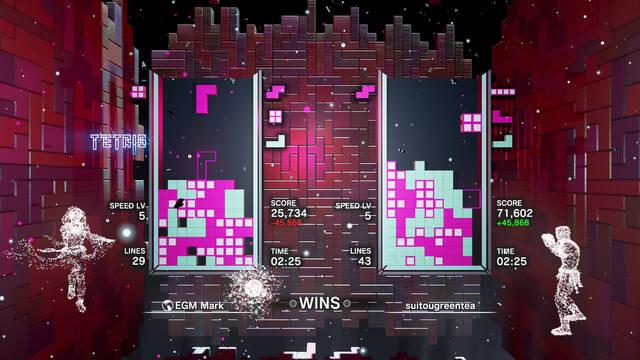 Tetris Effect: Connected y sus detalles