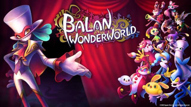 Balan Wonderworld se lanza el 26 de marzo.