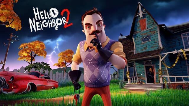 Hello Neighbor 2 anunciado para Xbox One, Xbox Series X y PC.