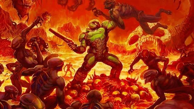 Doom nos muestra una hora de su campaña