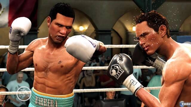 Nuevas imágenes de Fight Night Round 4
