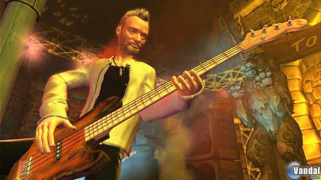 Sting estará en Guitar Hero World Tour