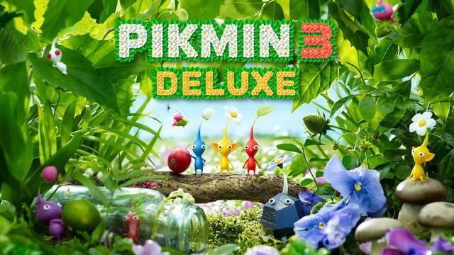 Pikmin 3 Deluxe rendimiento igual que en Wii U