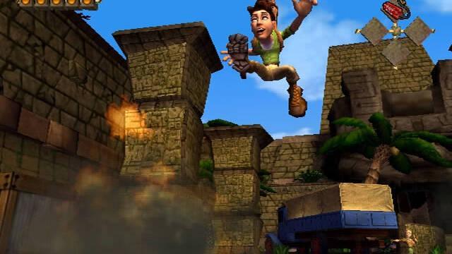 GC: Primeras imágenes de Pitfall para Wii