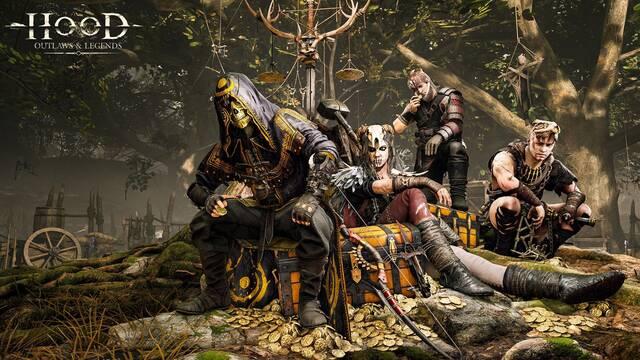 Hood: Outlaws & Legends presenta su nuevo tráiler, 'Somos leyendas'