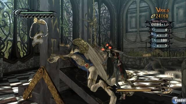 E3: Nuevas imágenes de Bayonetta