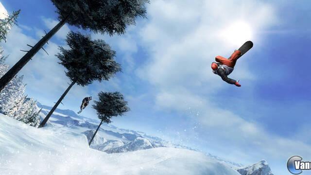 GC: Nuevas imágenes de Shaun White Snowboarding