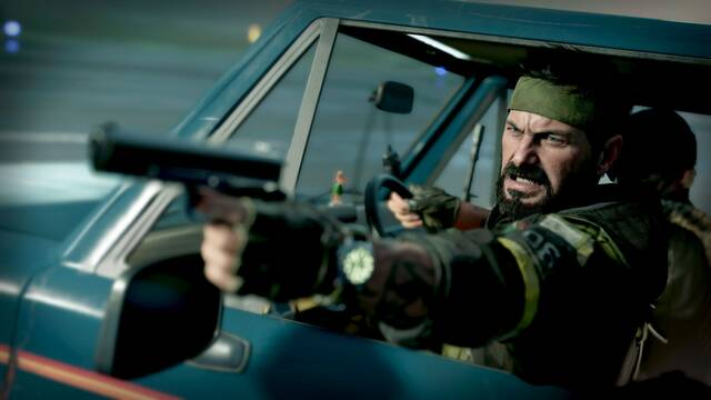 Call of Duty: Black Ops Cold War gameplay campaña