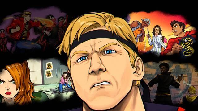 Cobra Kai: The Karate Kid Saga Continues juego serie Netflix Cobra Kai