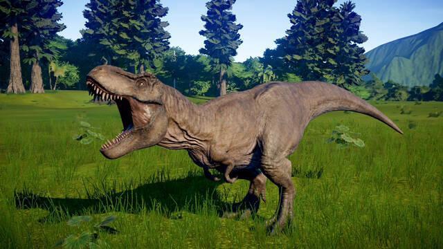Jurassic World Evolution Complete Edition de Nintendo Switch