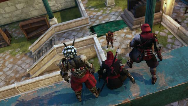 Aragami 2 juego español anunciado para  PlayStation 5, Xbox Series X, PlayStation 4, Xbox One y PC