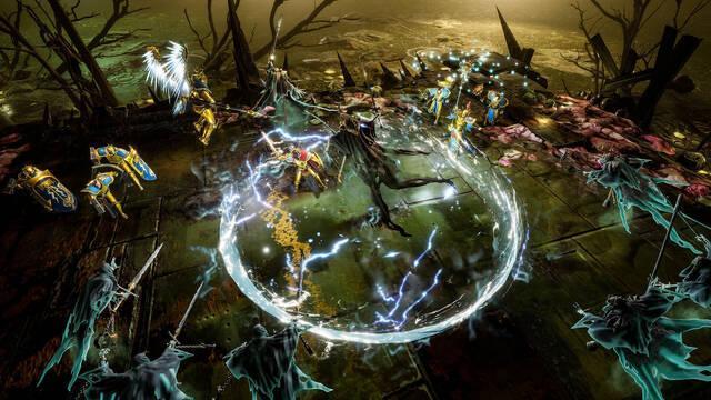 Warhammer Age of Sigmar: Storm Ground fecha de lanzamiento