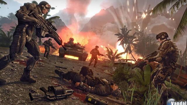 Nuevas imágenes de Crysis Warhead