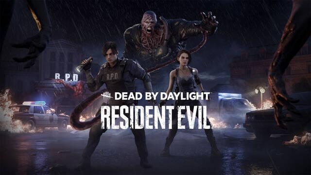 Dead by Daylight y Resident Evil