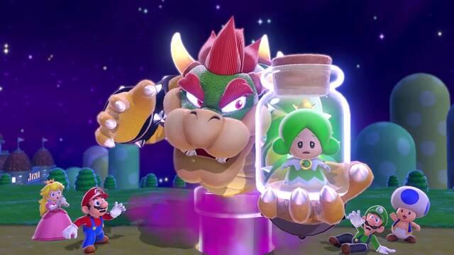 Super Mario 3D World + Bowser's Fury: Las fases del Capitán Toad tendrán cooperativo