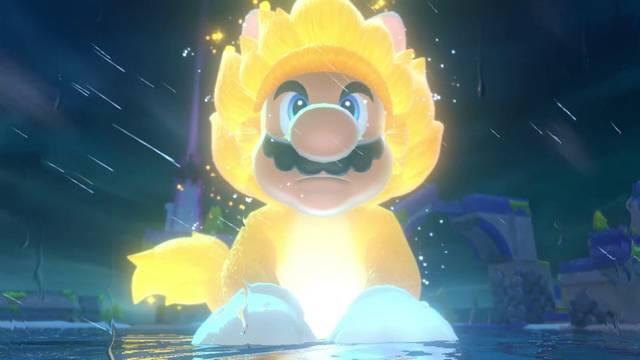 Super Mario 3D World + Bowser's Fury gameplay español