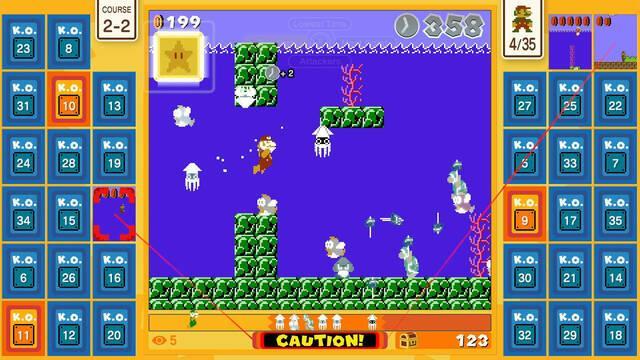 Super Mario Bros. 35 switch online descargar