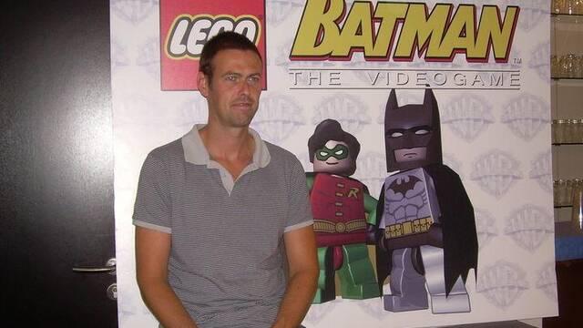 Lego Batman se presenta en España