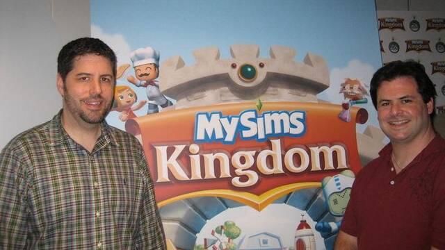 MySims Kingdom y MySims para PC se presentan en España