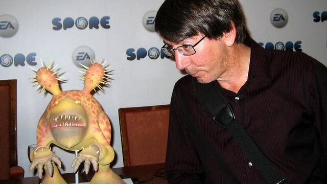 Will Wright presenta Spore en Madrid