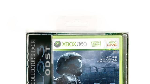 Habrá pack de Xbox 360 con Halo 3: ODST y Halo 3
