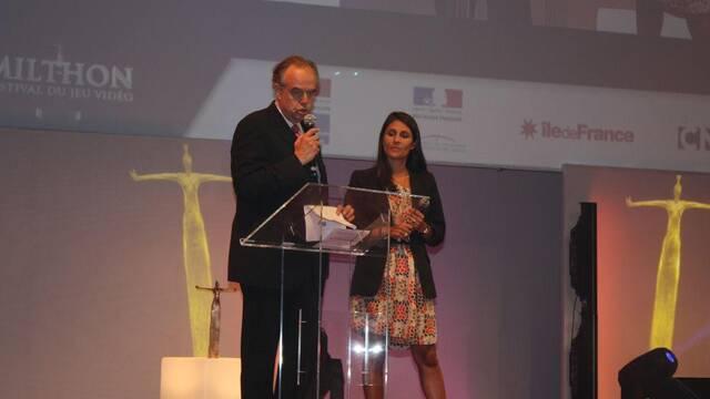 Entregados los Milthon, los premios europeos del videojuego