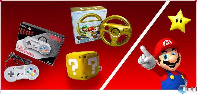 El mando de Super Nintendo para Wii llega a Europa