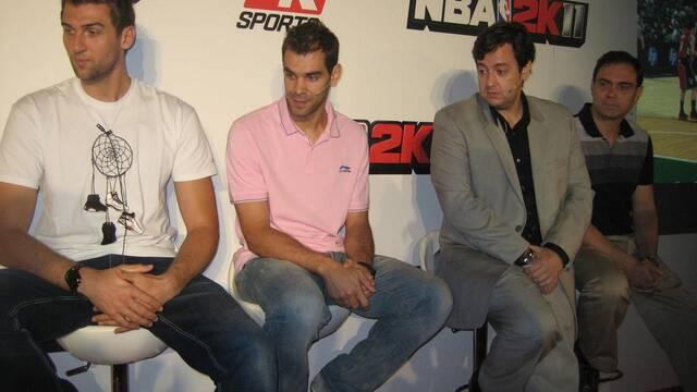 2K Sports presenta en España NBA 2K11