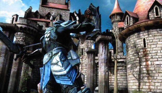 Project Sword, el primer juego sobre Unreal Engine para iPhone