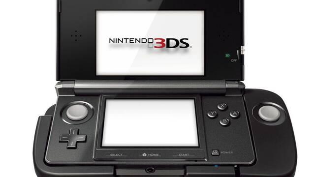 El pad adicional de Nintendo 3DS requerirá una pila