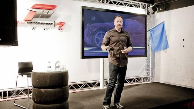 Forza Motorsport 4 se presenta en el circuito de Montmeló