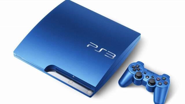 Nuevos colores para PlayStation 3 en Japón
