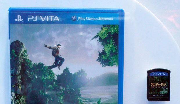 Se muestra el aspecto de las cajas de los juegos de PlayStation Vita