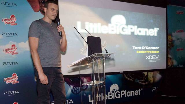 Sony presenta los nuevos títulos de Little Big Planet en España