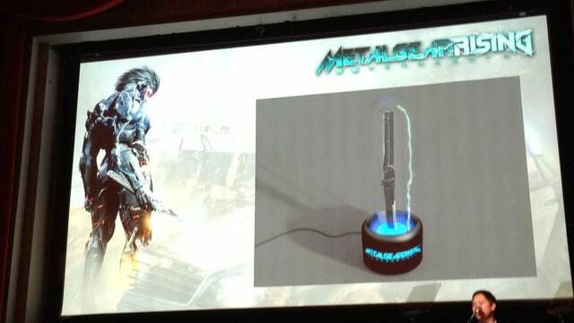 Metal Gear Rising: Revengeance y Zone of the Enders HD tendrán edición limitada