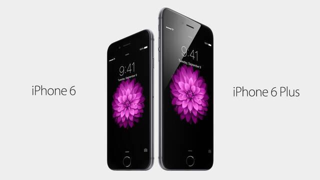 Anunciados iPhone 6 y iPhone 6 Plus