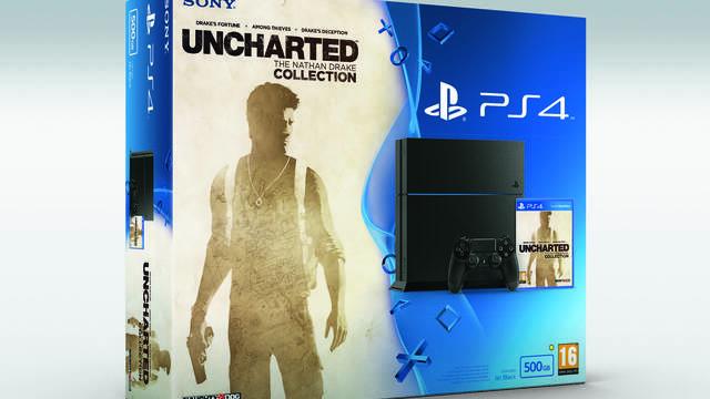 PS4 tendrá pack junto a Uncharted: The Nathan Drake Collection el 9 de octubre