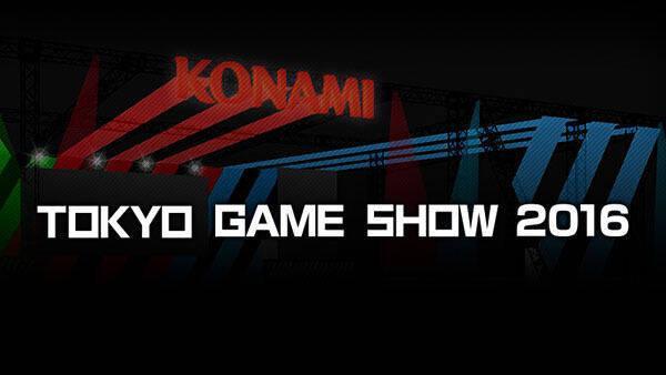 Konami anuncia sus juegos para el Tokyo Game Show