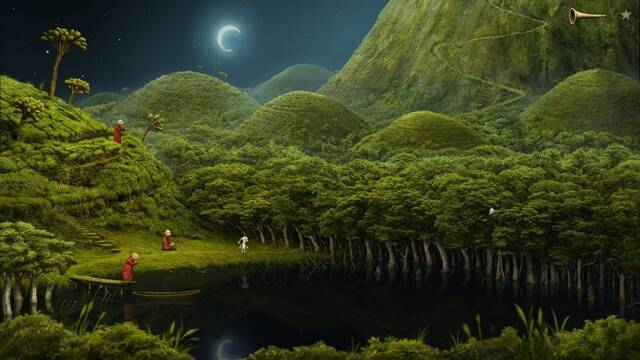Samorost 3 ya está disponible en iTunes