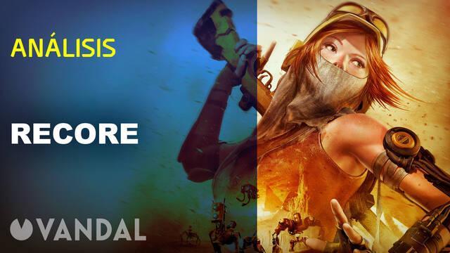 Vandal TV: Videoanálisis de Recore