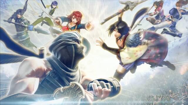 Anunciado Musou Stars, acción masiva con los personajes de Koei Tecmo